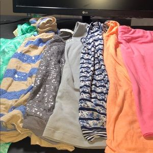 Forever 21 Lot of summertime shirts size 1X